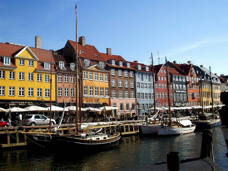 Denmark tourism destinations
