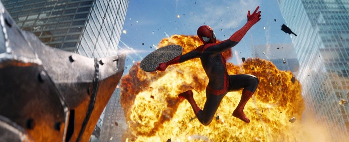فيلم The Amazing Spider-Man 2