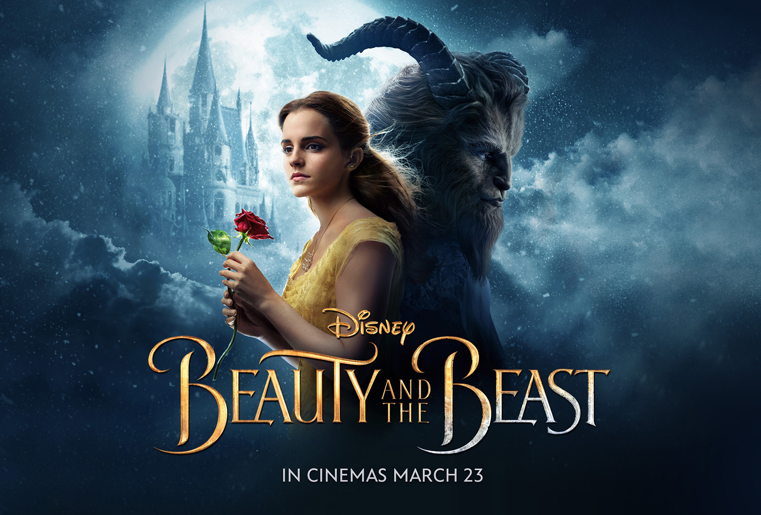 بوستر فيلمBeauty and the Beast