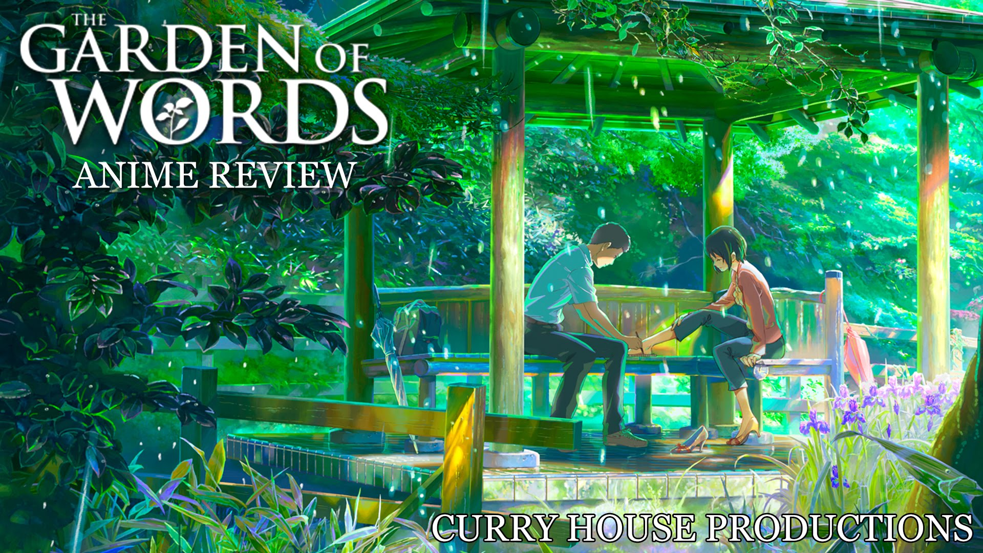 صورة فيلم The Garden of Words