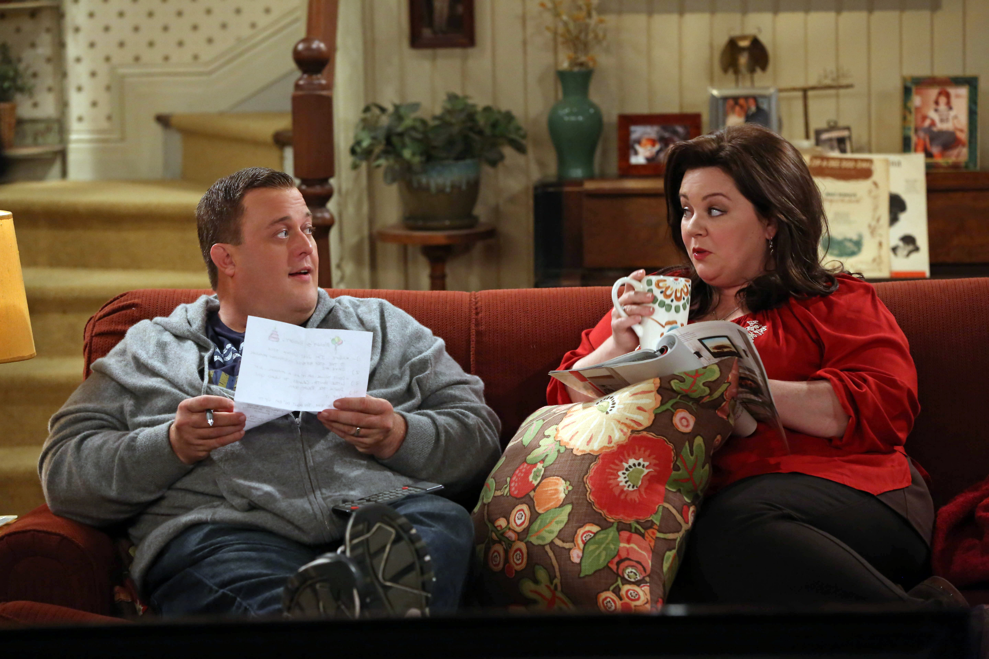 ميليسا مكارثي - Mike and Molly