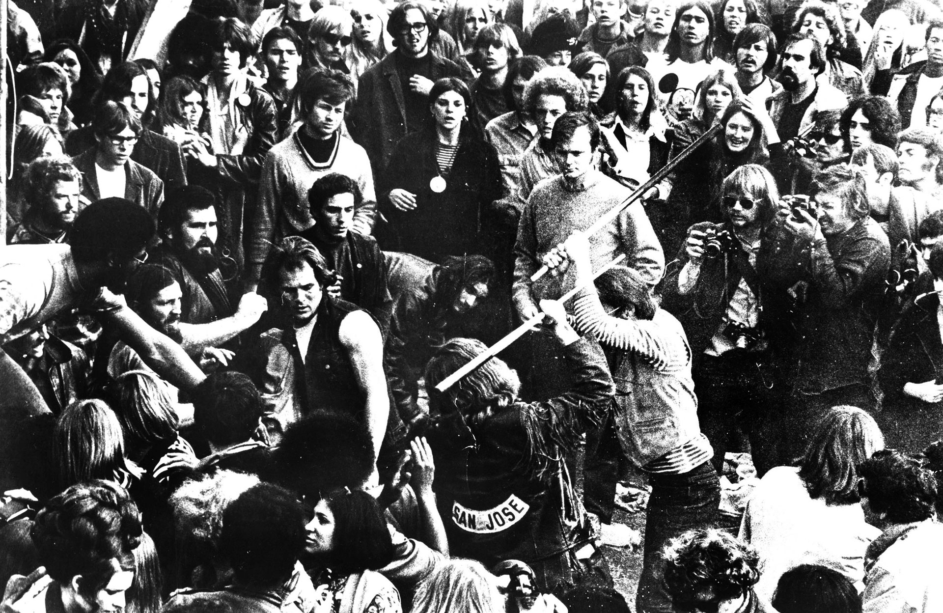 the rolling stones altamont 1969