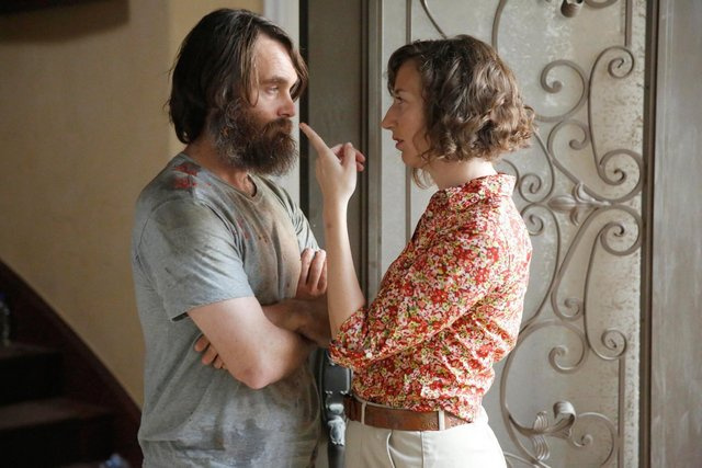 مسلسل The Last Man on Earth - فيل وكارول