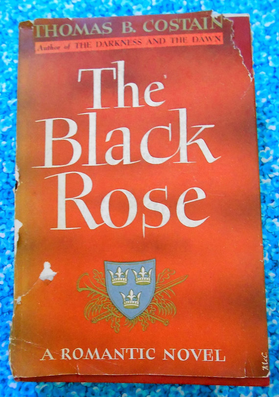 رواية The Black Rose