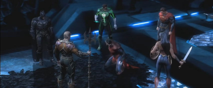 Injustice Story