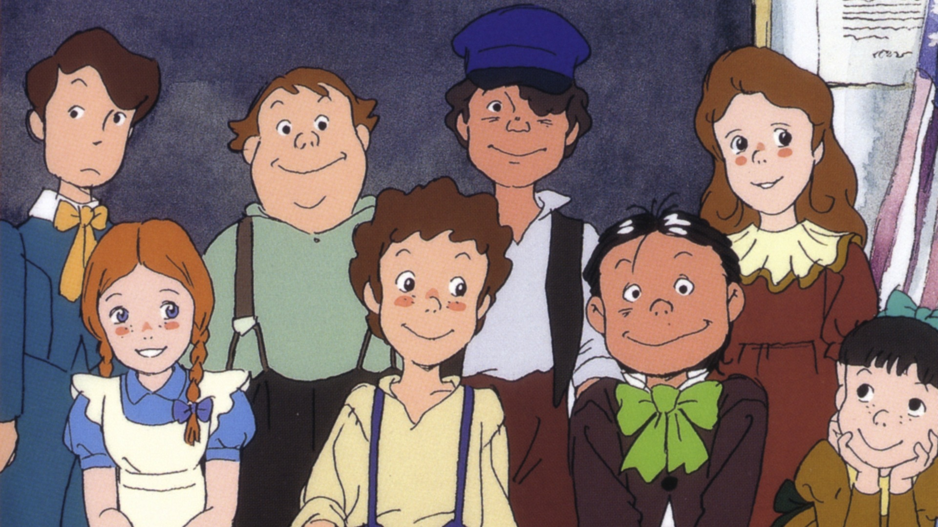 انمي Tom Sawyer no Bouken