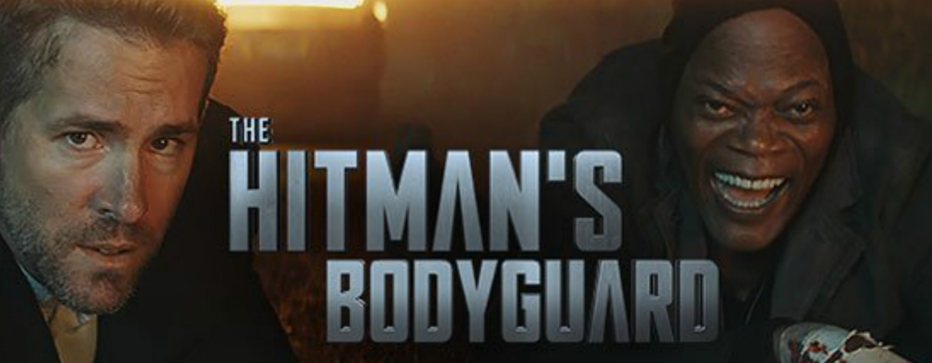 بوستر فيلم The Hitman's Bodyguard