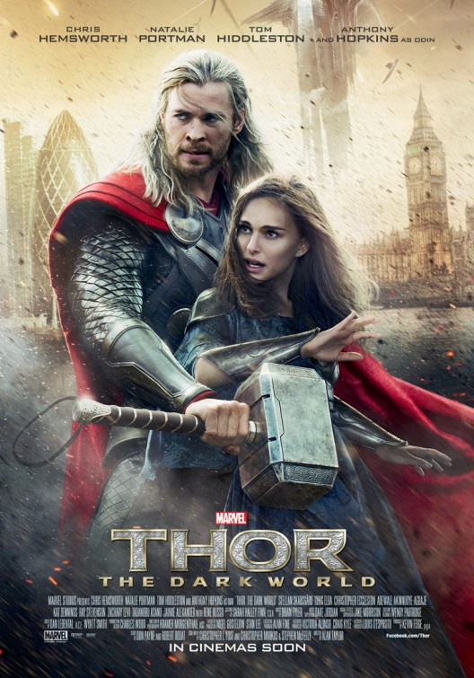 فيلم Thor: The Dark World 2013