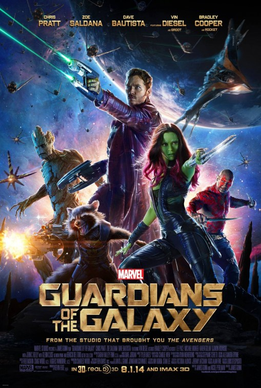 فيلم Guardians of the Galaxy 2014