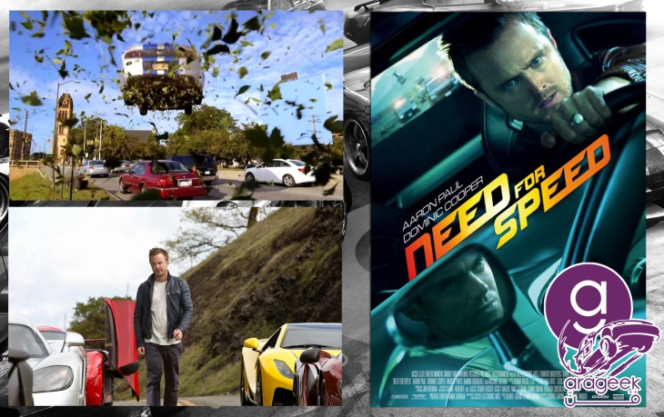 بوستر فيلم need for speed