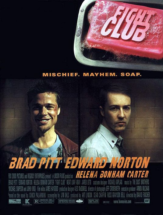 بوستر فيلم Fight Club 1999