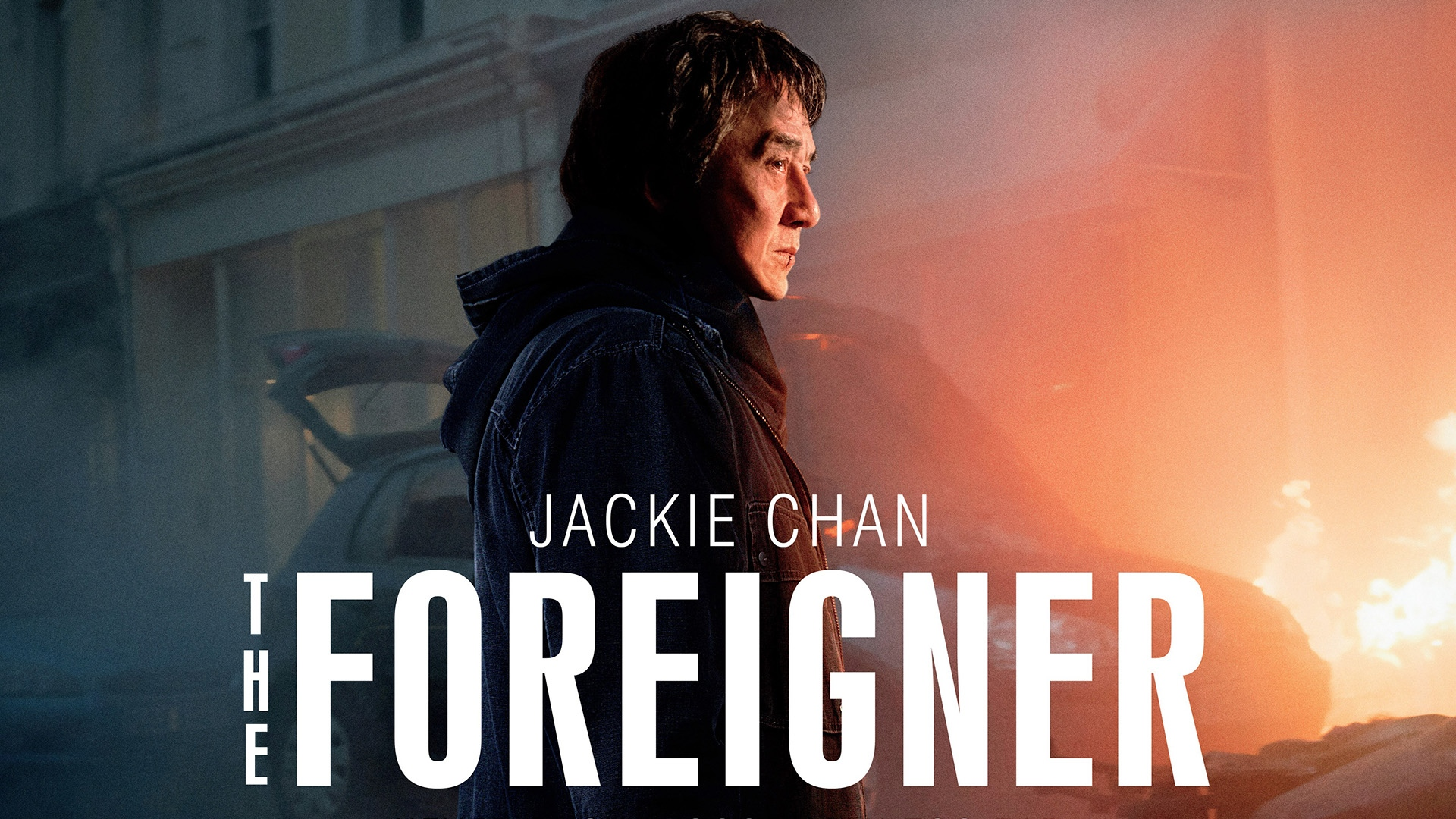 بوستر فيلم The Foreigner
