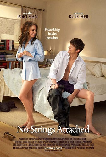 No Strings Attached بوستر
