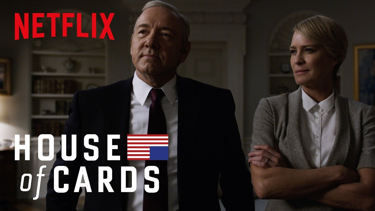 بوستر مسلسل House Of Cards Season 5