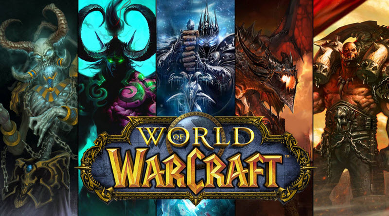 لعبة واركرافت World of Warcraft