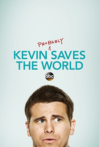 Kevin (Probably) Saves the World بوستر