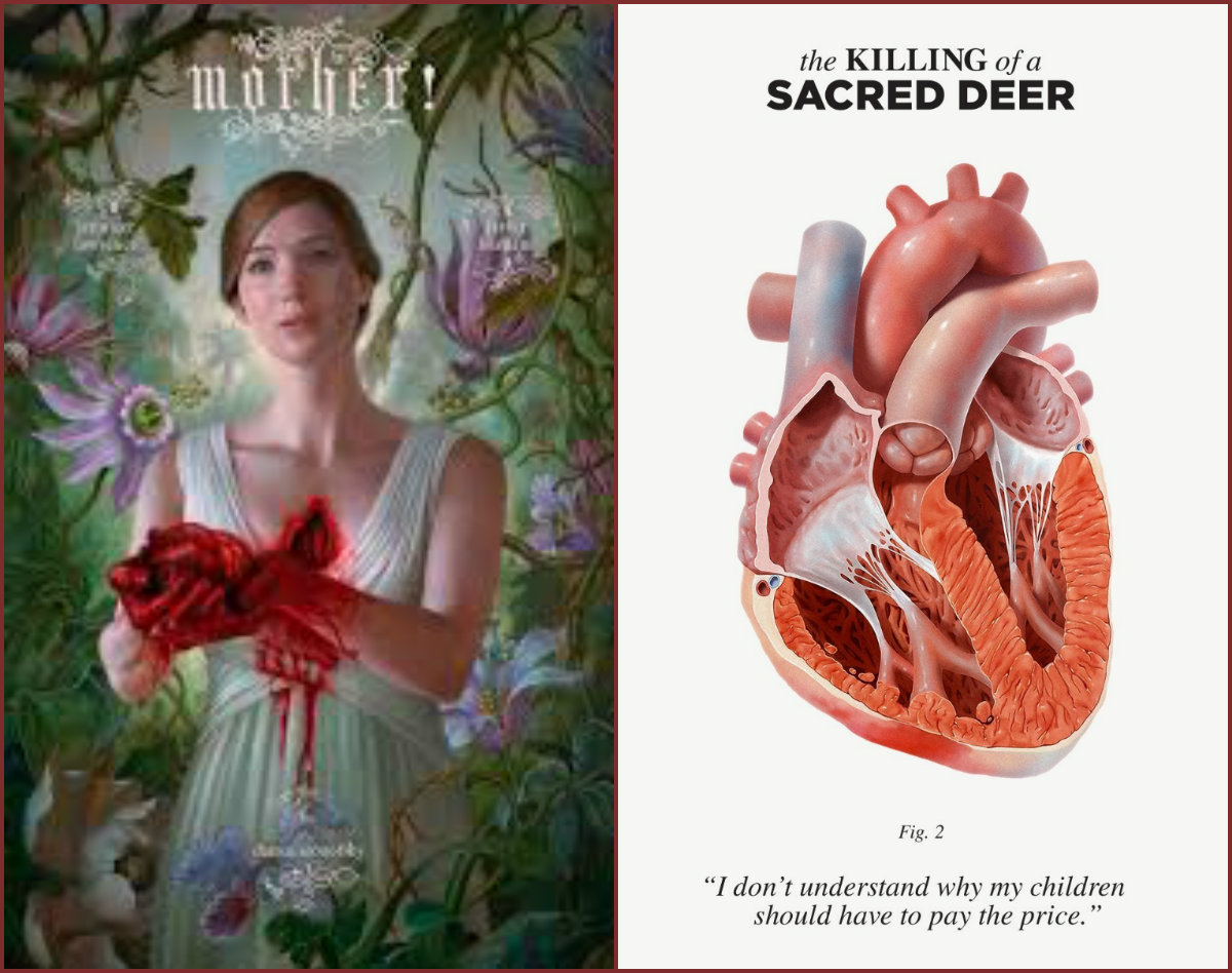 فيلم The Killing of a Sacred Deer و فيلم mother