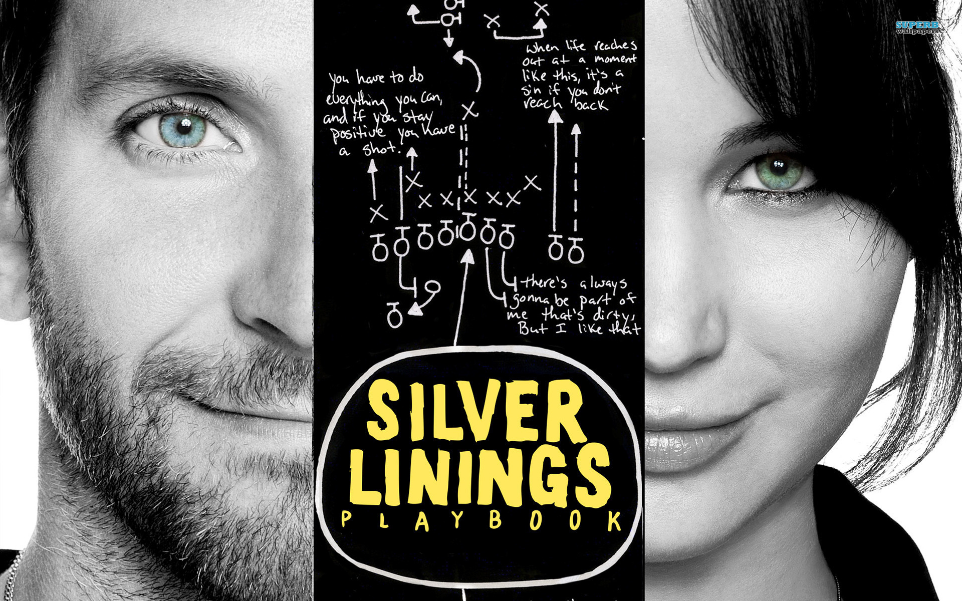 بوستر فيلم Silver Linings Playbook