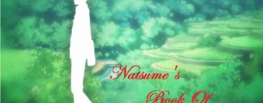 أنمي Natsume's Book of Friends