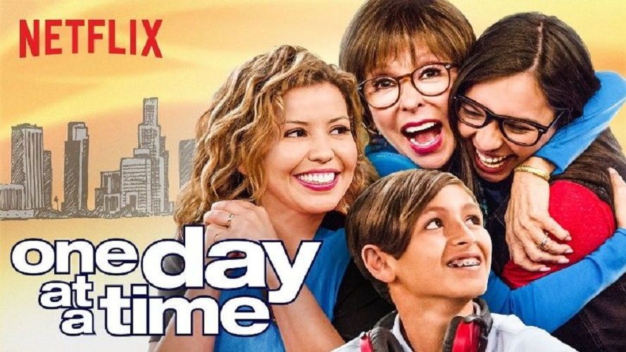 One Day at a Time بوستر