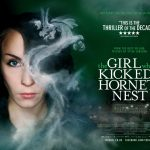 ثلاثية Millennium بوستر فيلم The Girl Who Kicked the Hornets' Nest