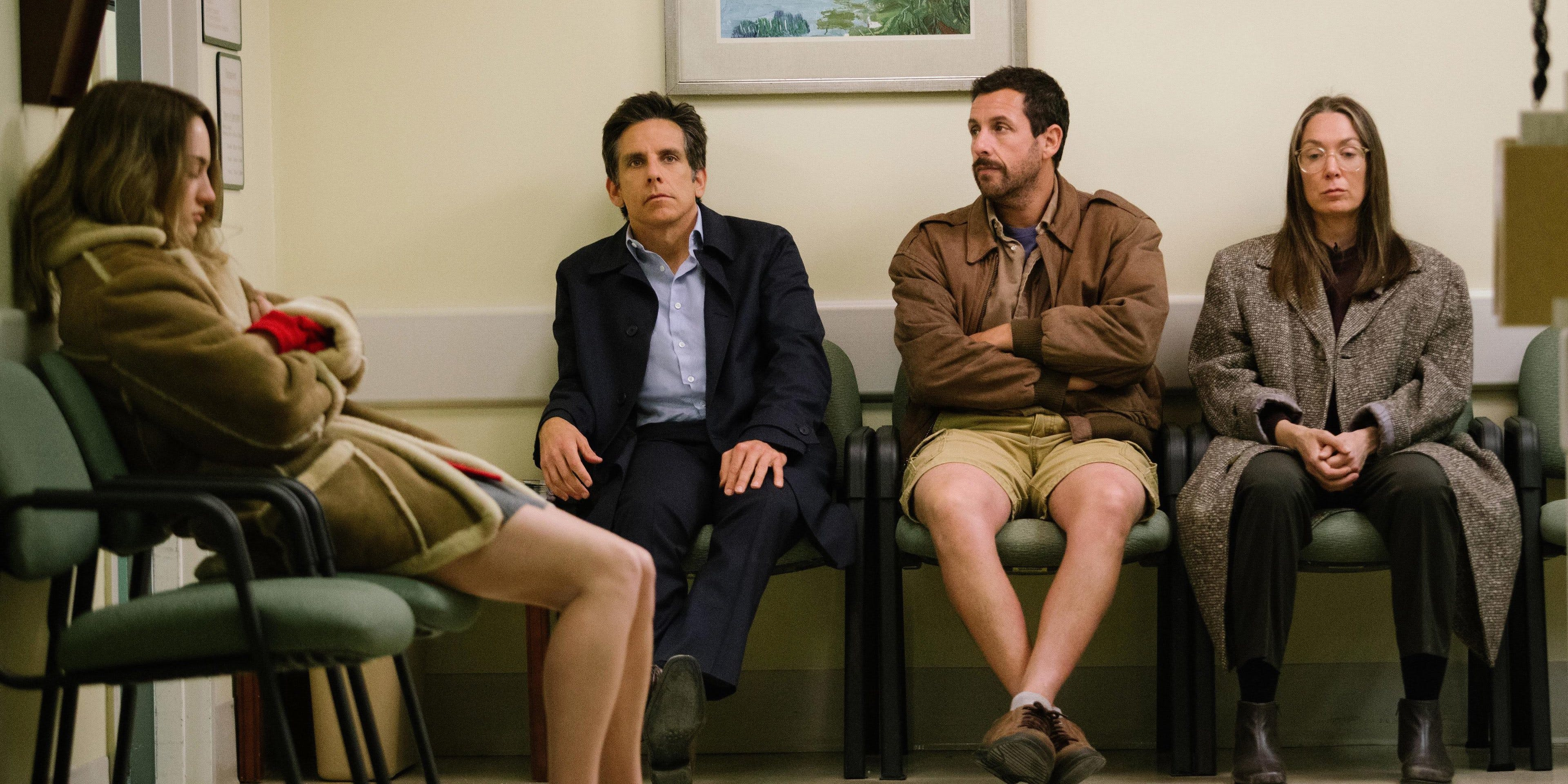 فيلم The Meyerowitz Stories