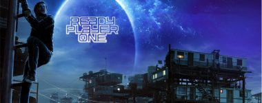 مراجعة فيلم Ready Player One بوستر فيلم Ready Player One