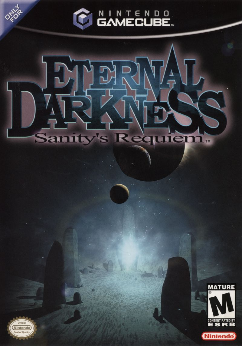 لعبة Eternal Darkness