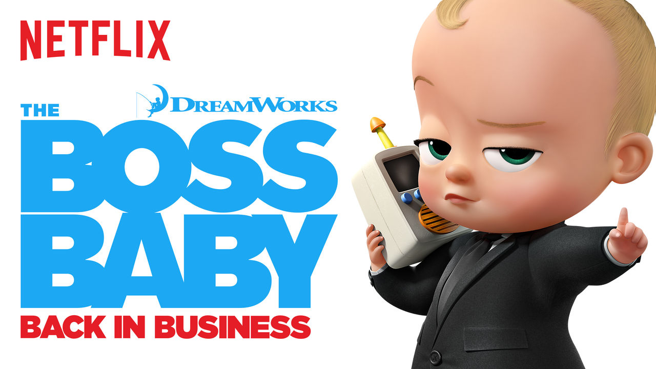 مسلسل The Boss Baby: Back in Business
