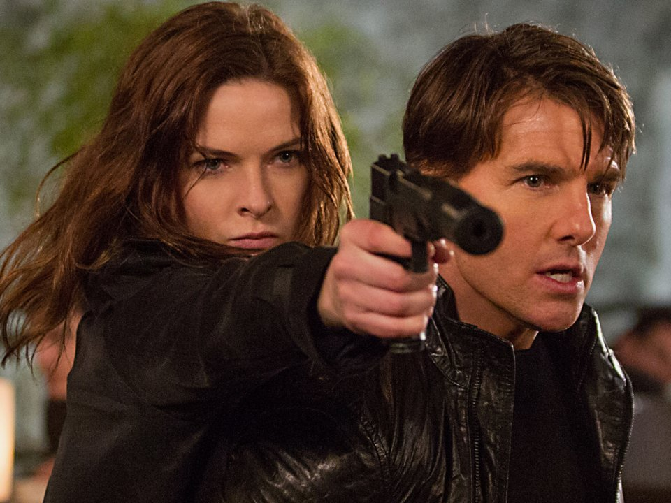 Mission Impossible Rogue Nation فيلم