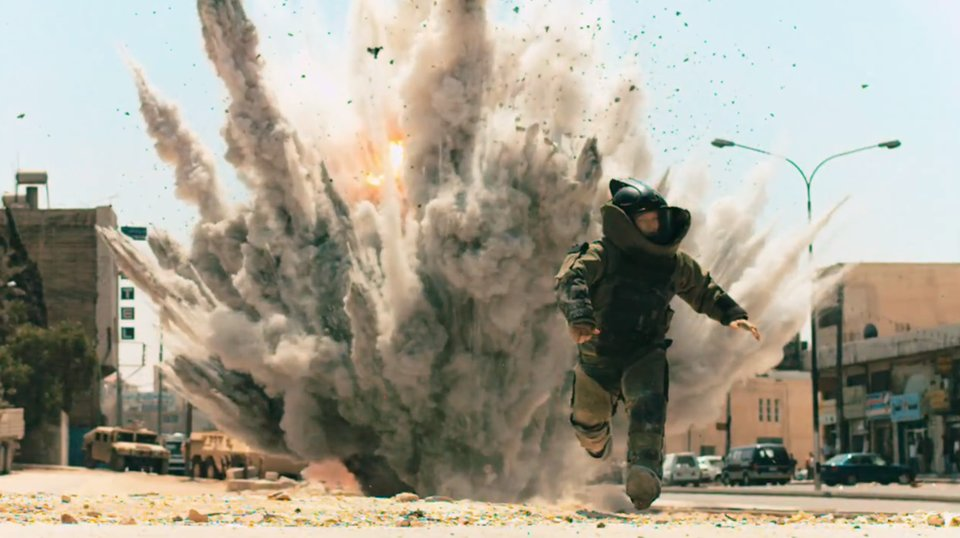 The Hurt Locker فيلم