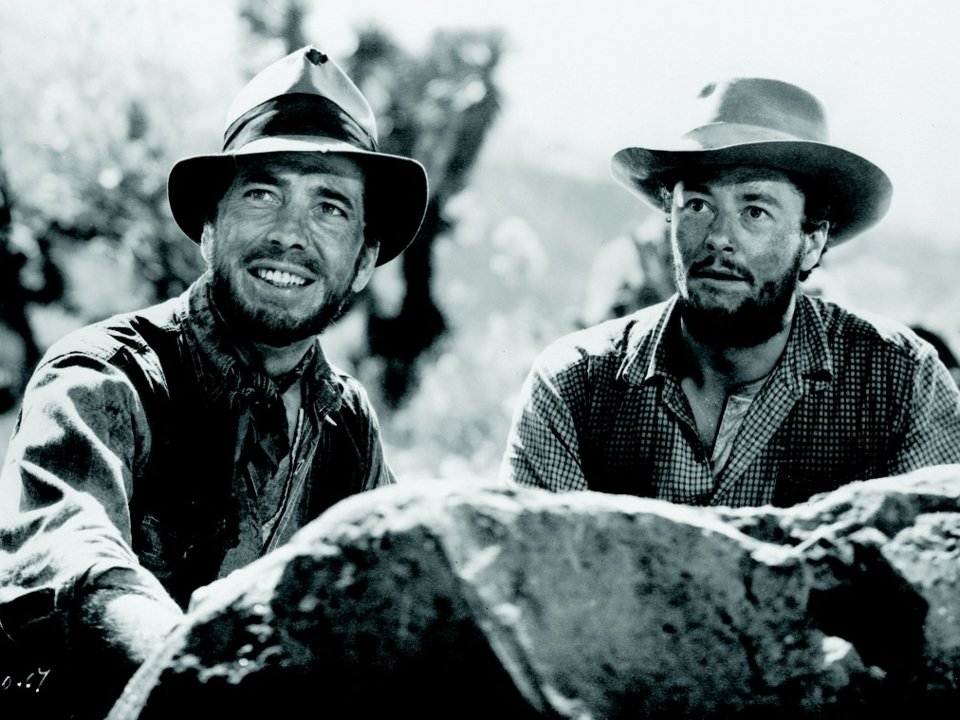 The Treasure of the Sierra Madre فيلم