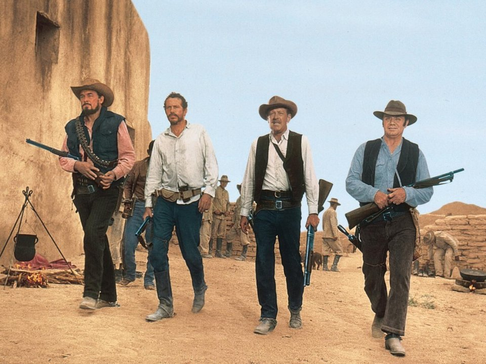The Wild Bunch فيلم