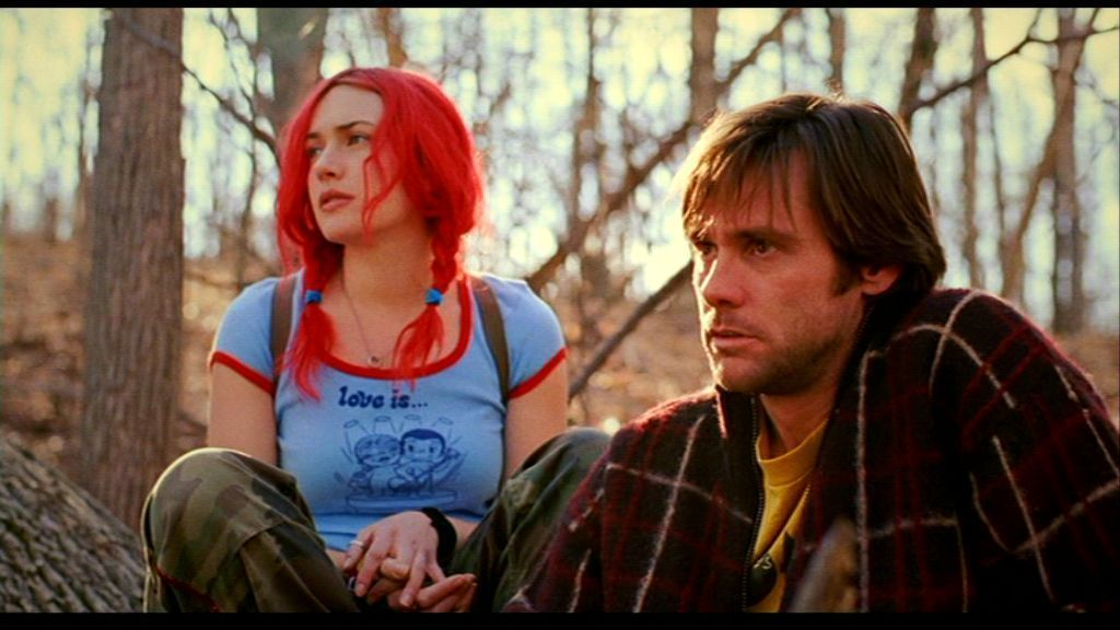 فيلم Eternal Sunshine Of The Spotless Mind  أفلام رومانسية