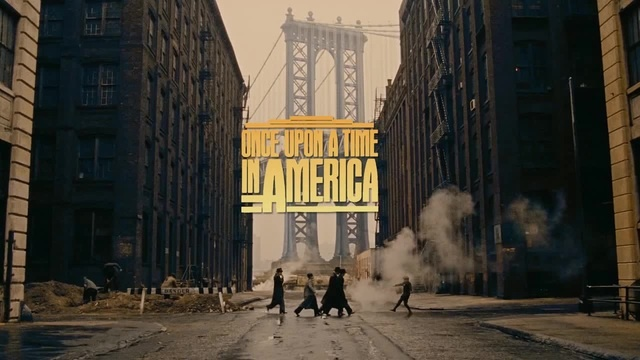 Once upon a time in America فيلم - أفلام المافيا