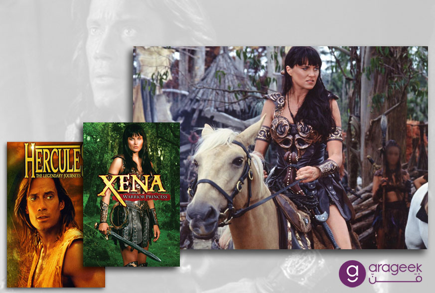 مسلسل Xena: Warrior Princess