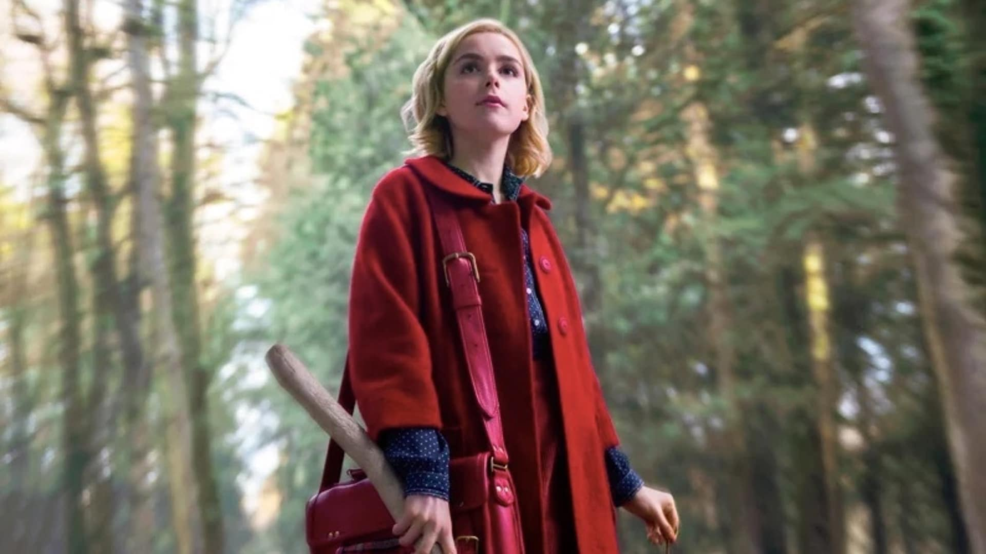 Chilling Adventures of Sabrina والسحر