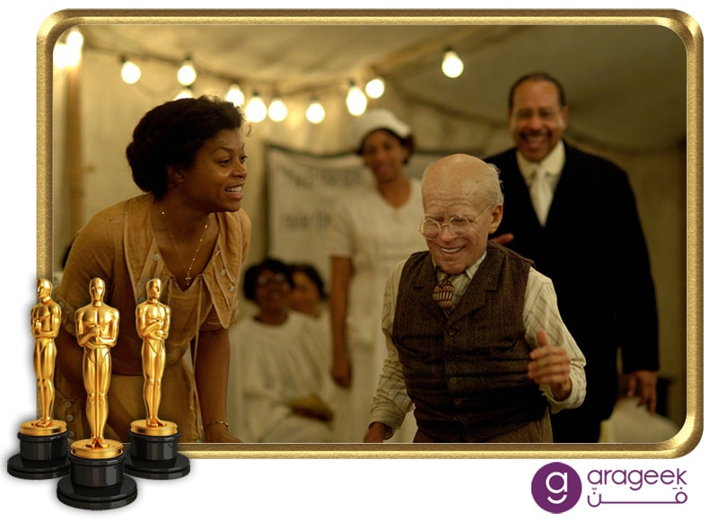 فيلم The Curious case of Benjamin Button