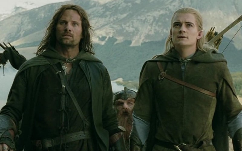 شخصيات فيلم The Lord of the Rings