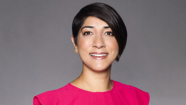 Simran Sethi, Director of International Originals at Netflix