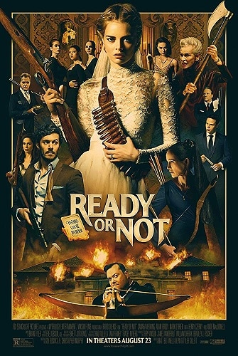 بوستر فيلم Ready or Not