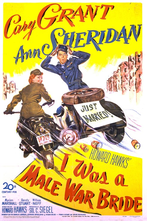 فيلم (I Was a Male War Bride (1949