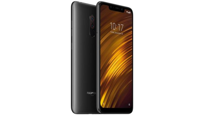 Pocophone F1 افضل هواتف شاومي