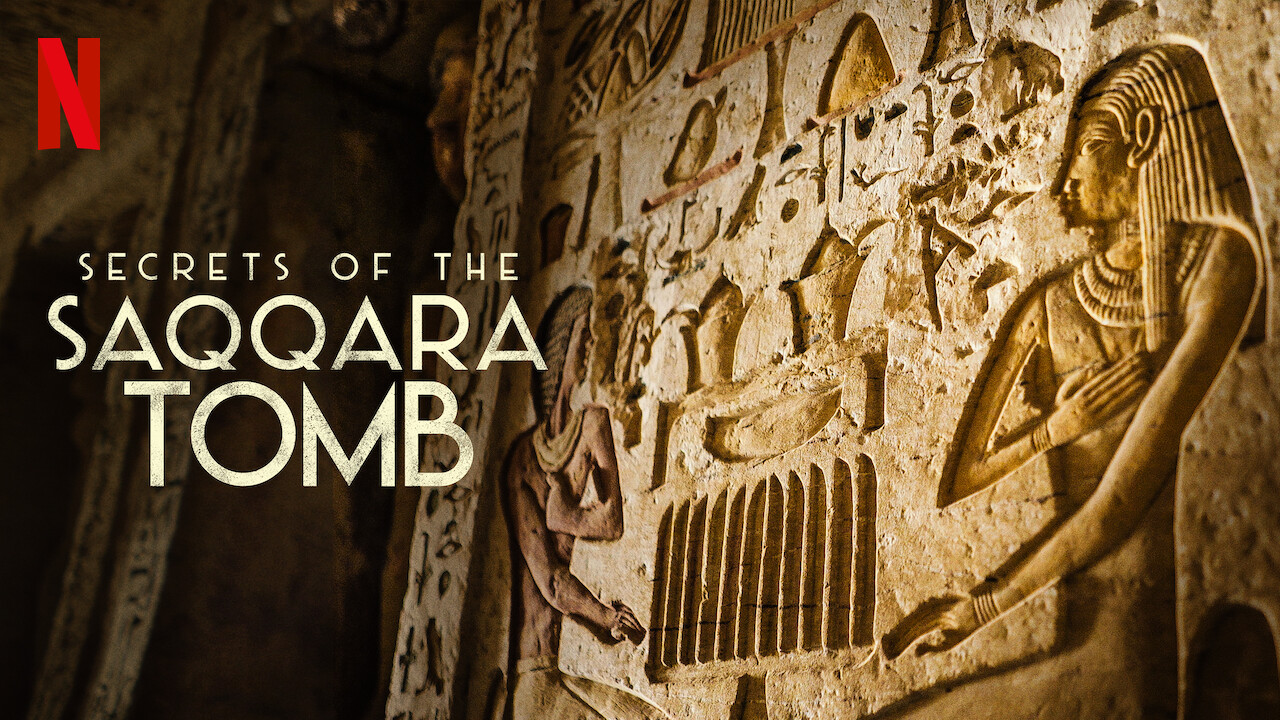 فيلم Secrets Of The Saqqara Tomb الوثائقي