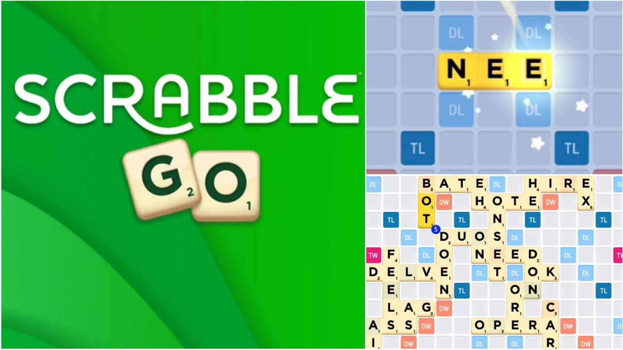 Scrabble GO: New Word Game