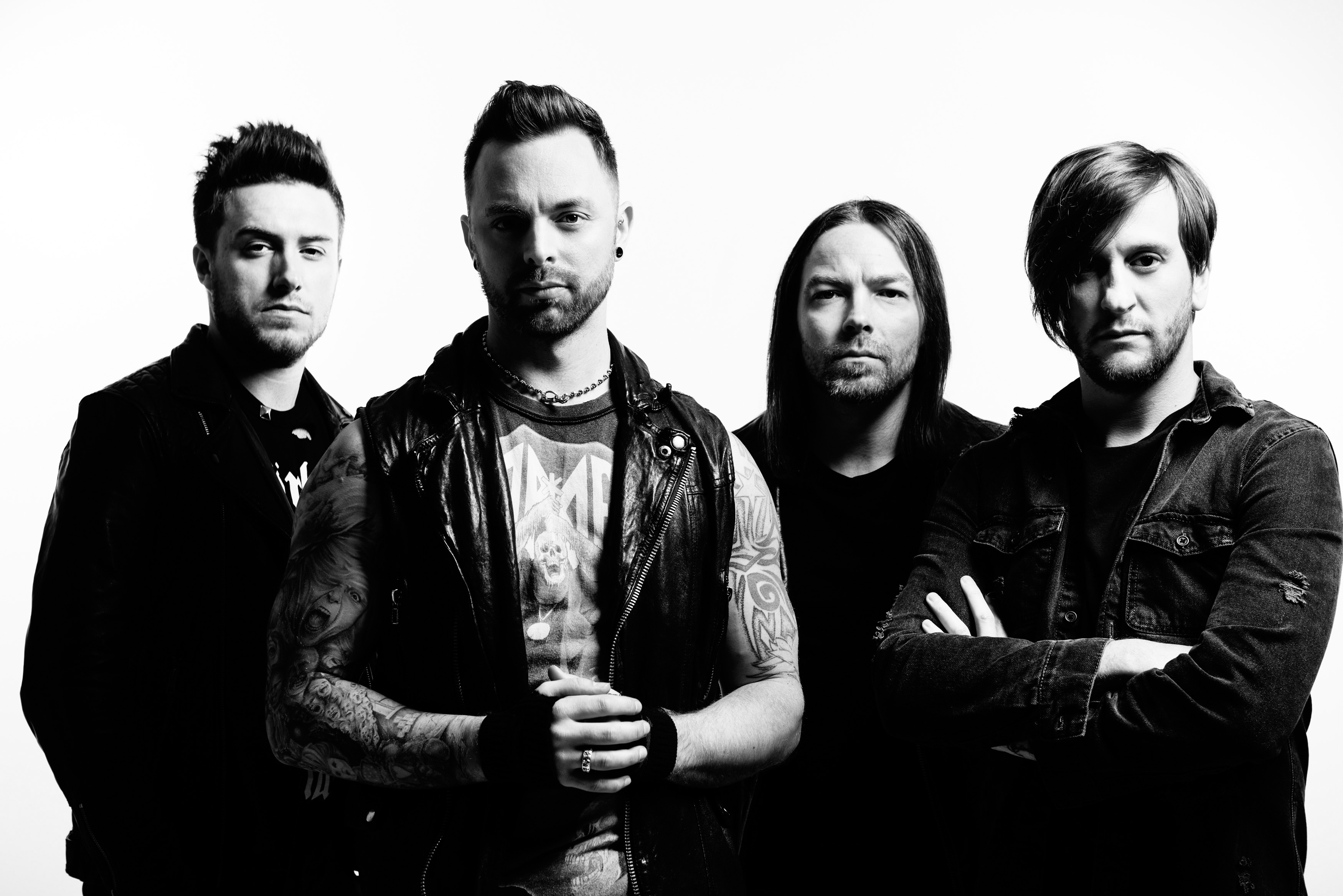 فرق هيفي ميتال صورة Bullet for my valentine
