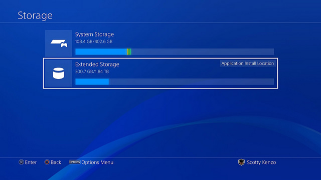 PlayStation 4 4.50 Update