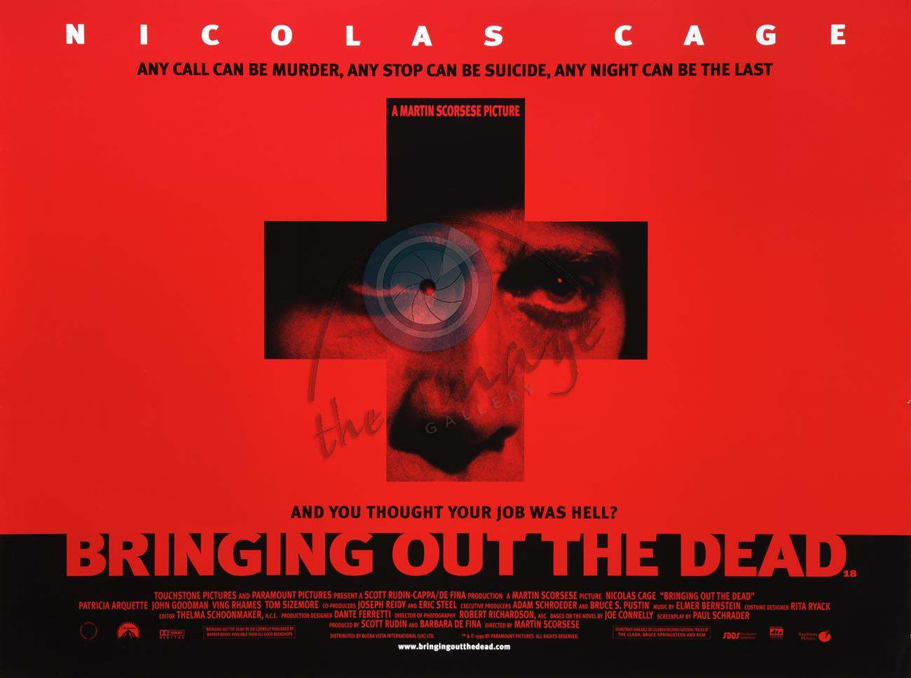 فيلم Bringing Out the Dead