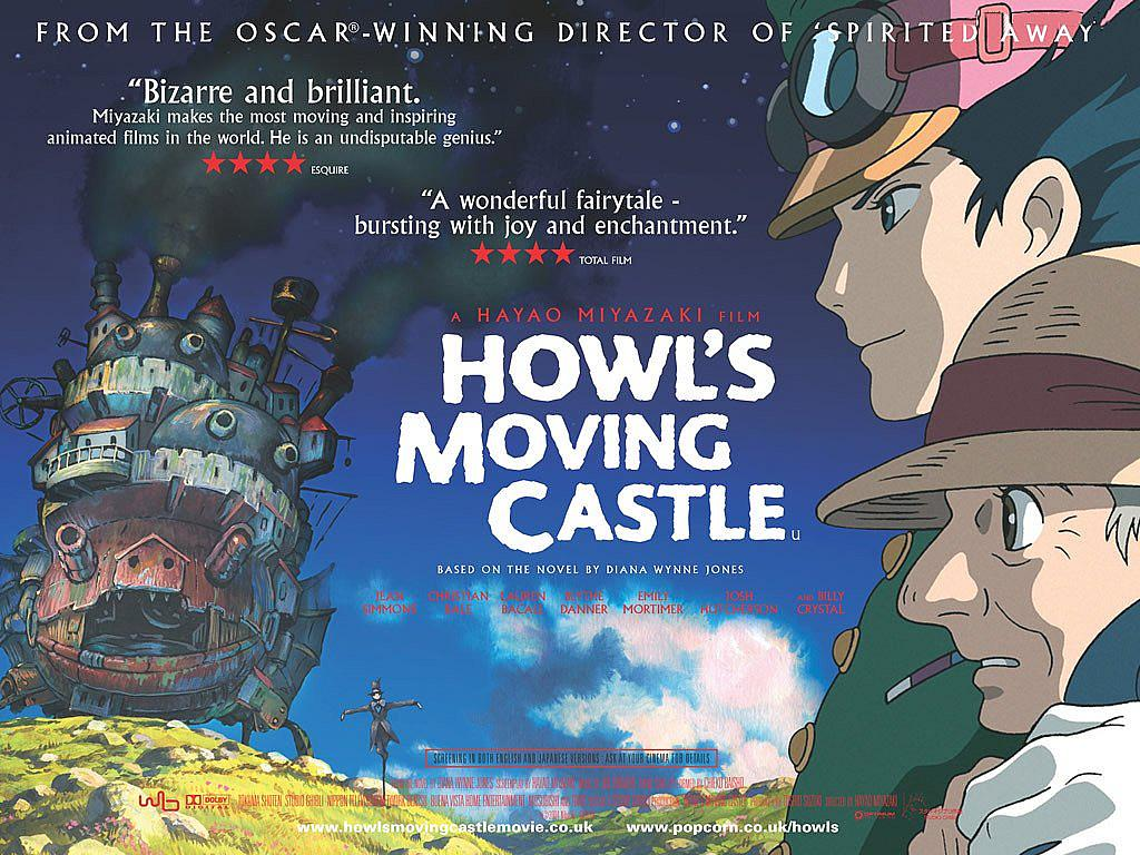 صورة فيلم Howl's Moving Castle