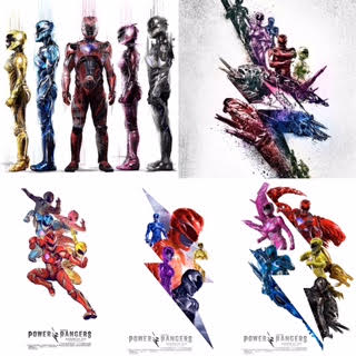 فيلم Power Rangers